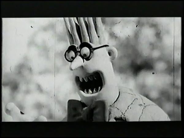 Aardmans - Stage Fright (1997) VHS