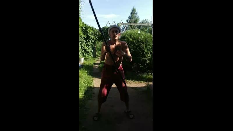 CrossFit в Волчьем логове part 4