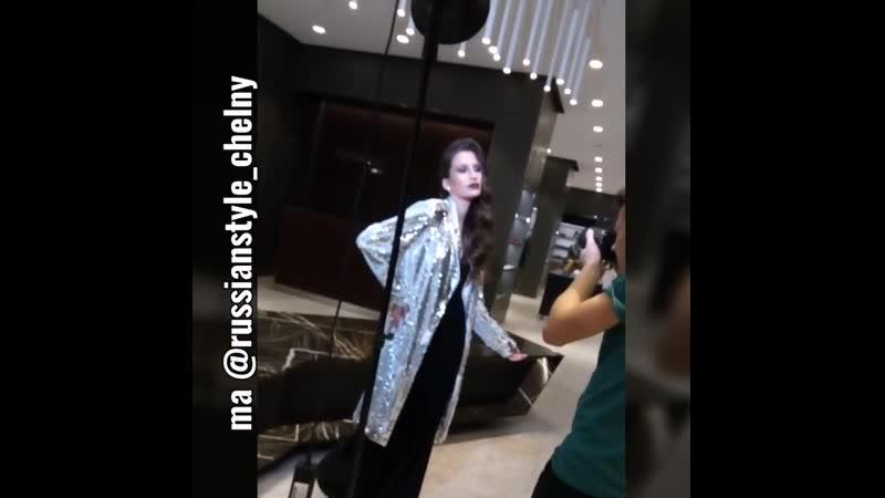 =Бекстейдж видео промо моделинг для ma RS 🏻Модель агентства ЛЕЙЛА Ш победительница конкурса NTM 2019