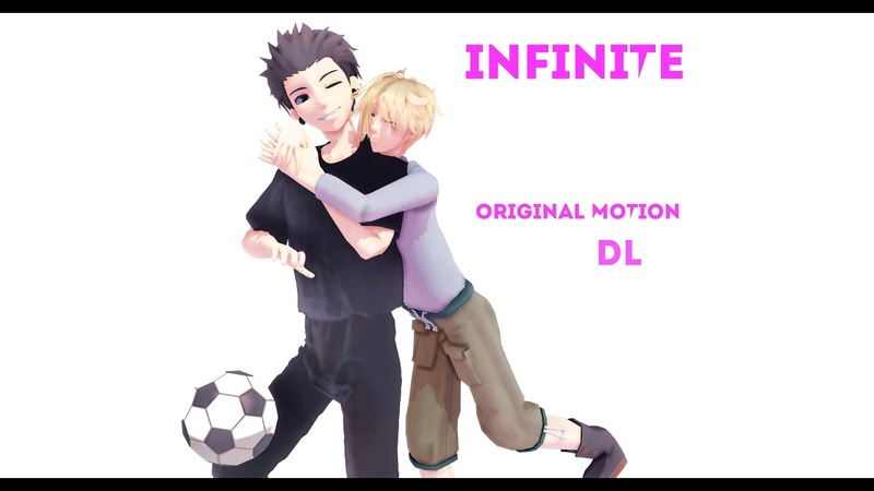 MMD OC INFinItE〖Original Motion DL〗 LEGO $ Trevis
