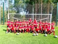 Наши сборные команды 2009 и 2011 года рождения завершили 10 дневный тренировочный сбор в Казани.