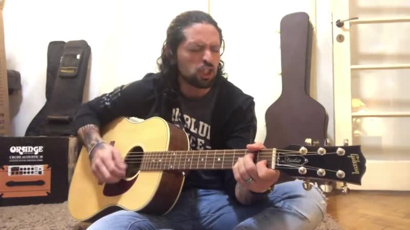 Ronnie Romero Love Conquers All Holy Diver