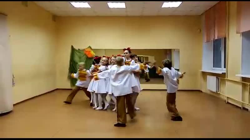 ОО № 684 Московского р., Солнышко, Ой ты, Порушка-Параня