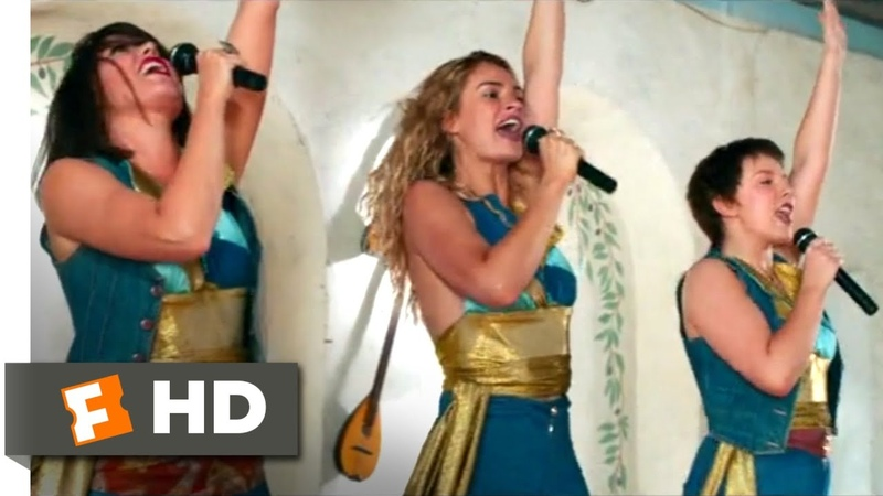 Mamma Mia Here We Go Again 2018 Mamma Mia Scene 5 10 Movieclips