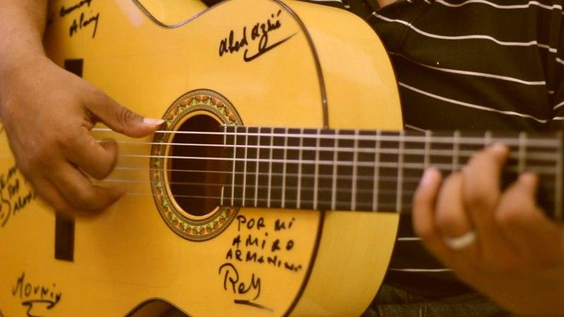 Spanish Guitar Flamenco 2016 | Amazing Playing solo Must Watch! عزف اسباني روعة
