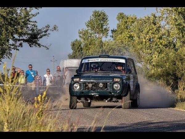 Bayer Balázs Lada Niva KIT Rallye 2018