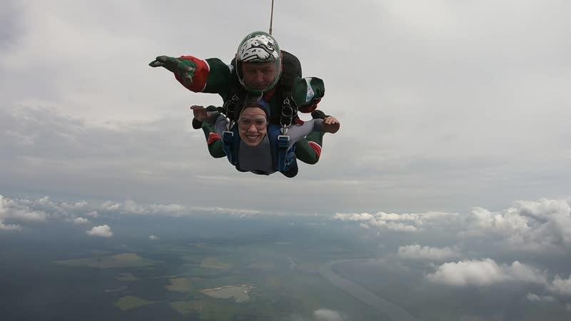 Прыжок с парашютом 05.07.2020