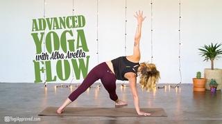 Advanced Vinyasa Yoga Flow (Free Class)