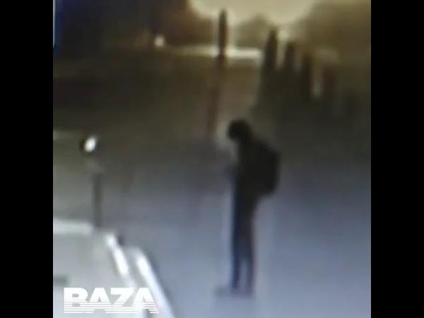 В Саратове неизвестный бросил «коктейль Молотова» в здание правительства области