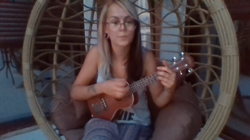 Sixpence None the Richer - Kiss me (ukulele cover)