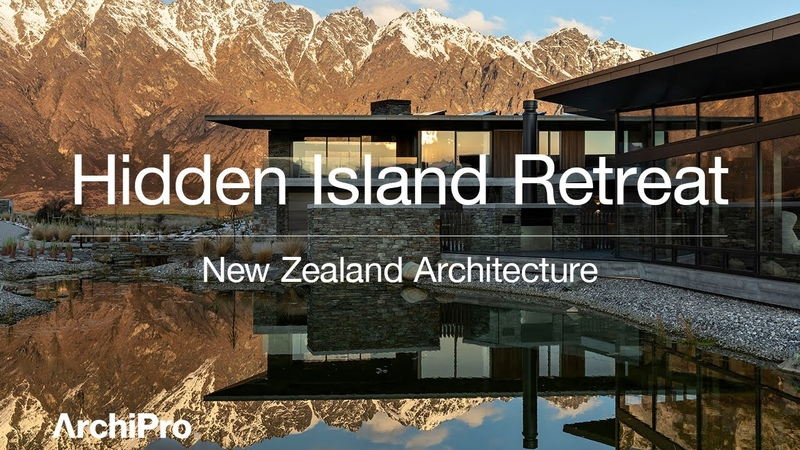 Hidden Island Retreat Mason Wales Architects ArchiPro