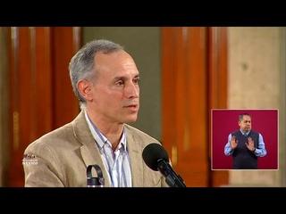 Dr Hugo López Gatell Conferencia 16 Julio 2020 #GraciasPorCuidarnos #NuevaNormalidad 🚦🚦🚦