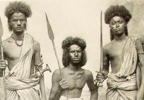 Сколько в русских африканских генов