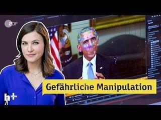 Deepfakes: Videos manipuliert in Echtzeit - heute+ Livestream | ZDF