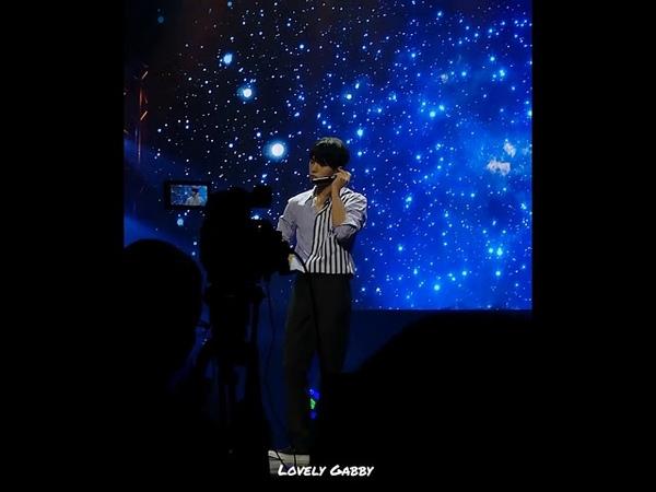 200112 김명수 Kim Myungsoo In Your Light Angel's Last Mission OST Come With Me in Manila Fancam