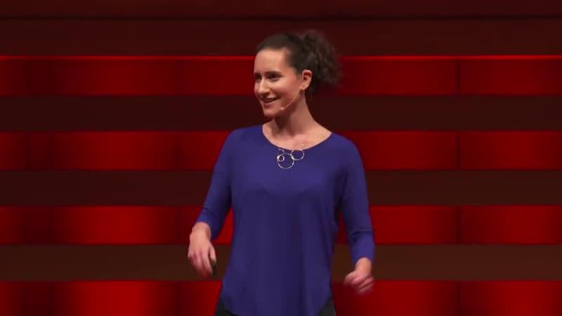 Простая истина о сексуальной жизни женщин Сара Бармак TED на русском