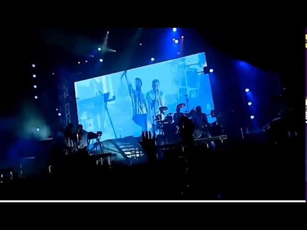 Linkin Park in Odessa Ukraine at the Prosto Rock