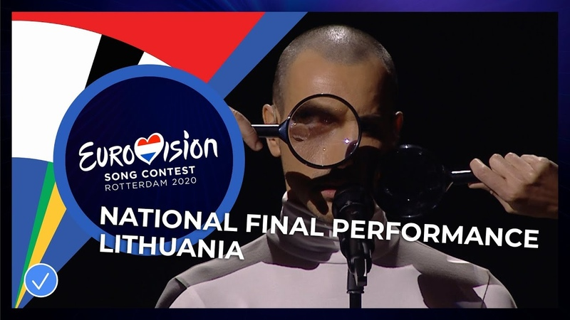 The Roop On Fire Lithuania 🇱🇹 National Final Performance Eurovision 2020