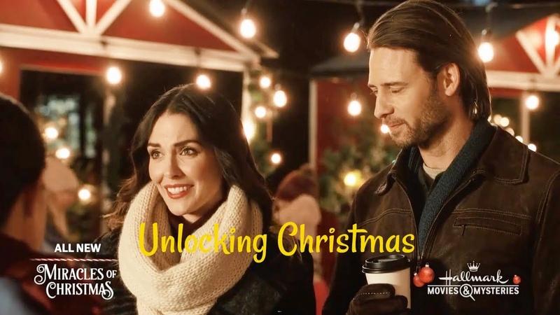 New Hallmark movie 2021 HD ll Unlocking Christmas Hallmark ll