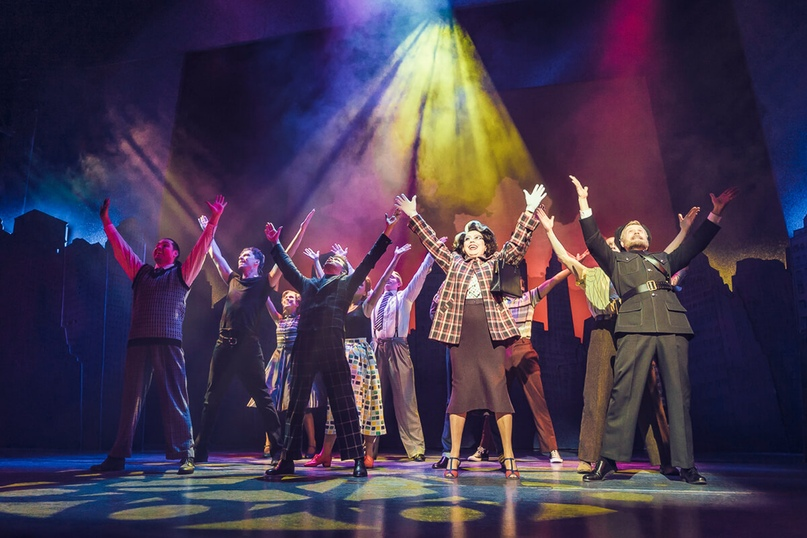 Stage Enterteiment или что такое Московский Бродвей?, изображение №7