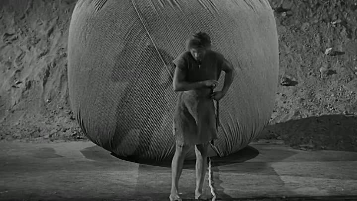 El increible hombre menguante 1957 HD
