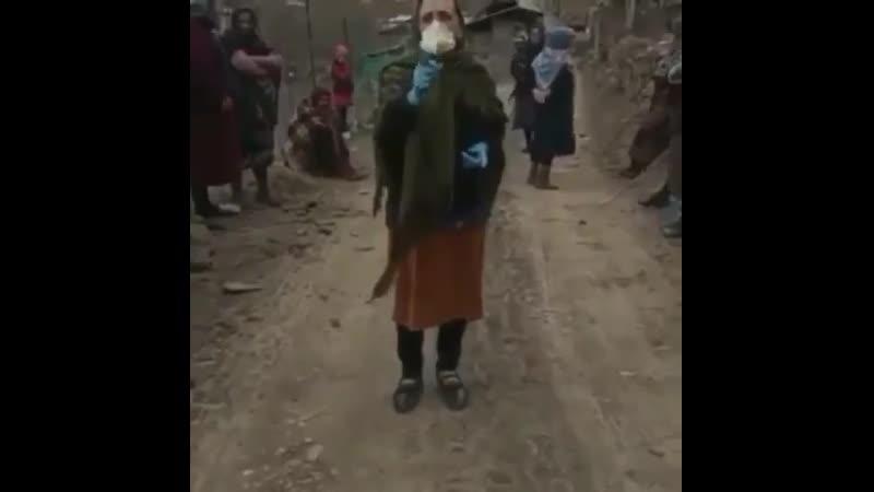 Жители Кунки закрывают село из за коронавируса