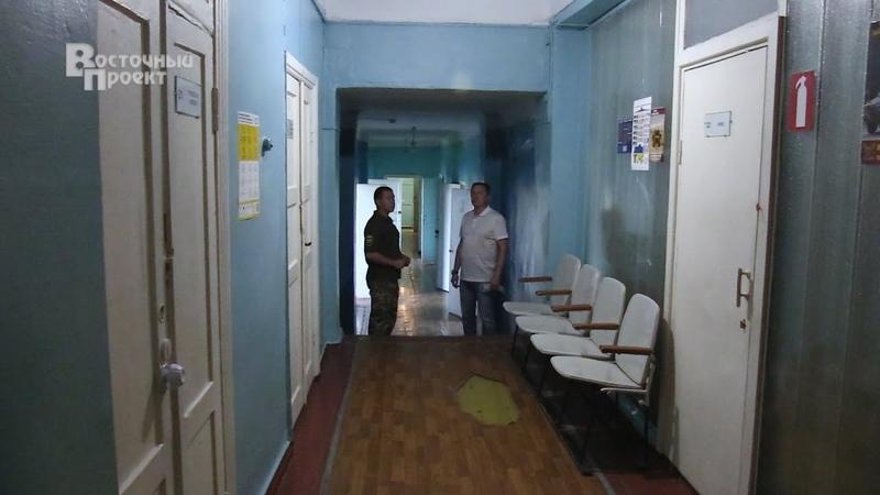 Будівля Краматорського військкомату потребує ремонту