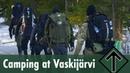 Camping at Vaskijärvi — Nordic Resistance Movement