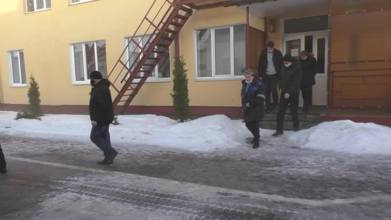 акция ЕДИНЫЙ ДЕНЬ БЕЗОПАСНОСТИ в Столбцовских электросетях