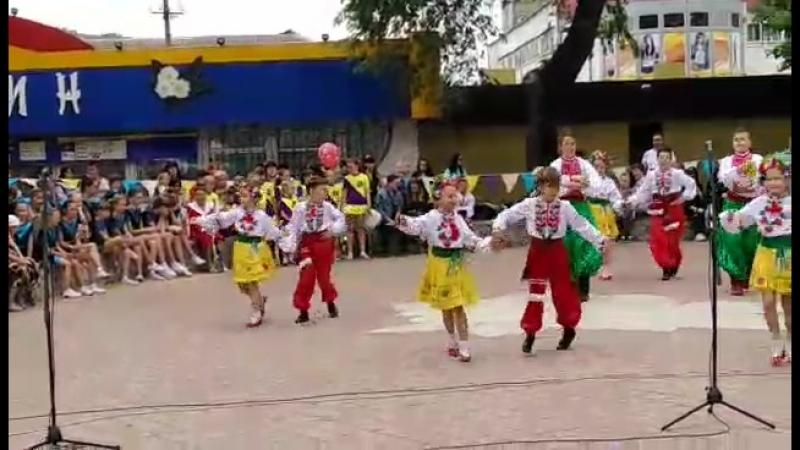 Хореографический ансамбль ВЕСЕЛКА