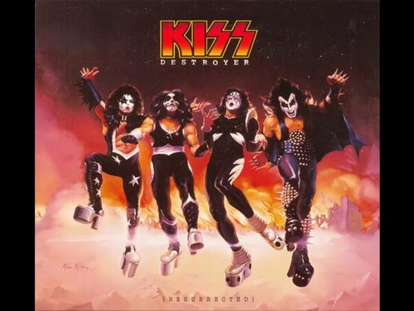 Kis̲s̲ – Dest̲r̲o̲y̲er (Full Album) 1976