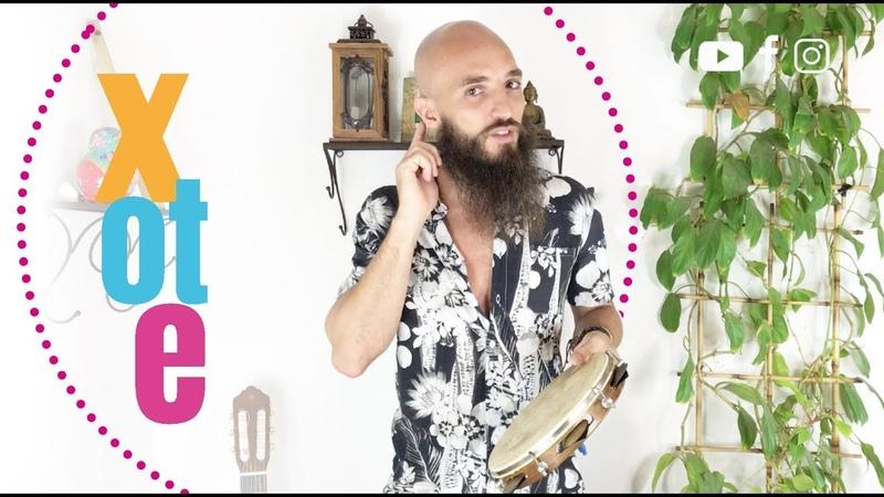 Como tocar o Xote no Pandeiro | Léo Rodrigues