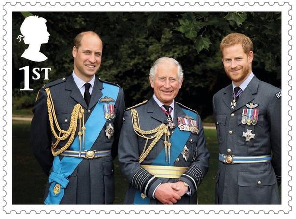 Принц Чарльз и его семья The Sunday Times, 2018