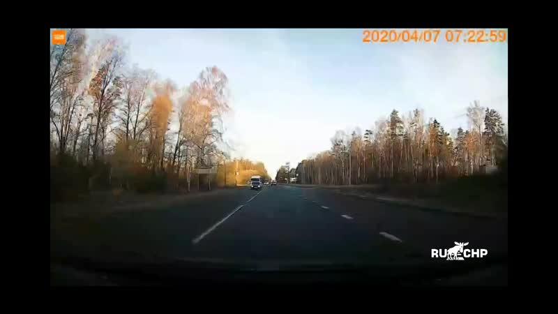 Авария на Волхонском шоссе