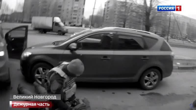 Вести. Дежурная часть - Великий Новгород на телеканале Россия-1 HD (выпуск от 25 января 2020 года)