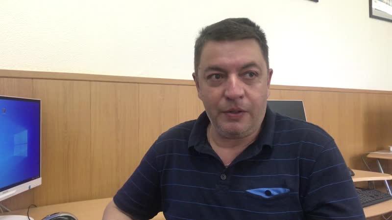 Громовой Максим Юрьевич Преподаватель специальных дисциплин зчс пожарный