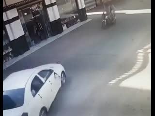 Водитель авто был пьян, один из байкеров свернул шею.