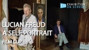 Люсьен Фрейд THE SITTER MAKES THE PAINTING Lucian Freud A Self Portrait 2020 Film Clip