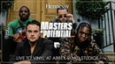 Krept Konan x Slaves Told You The Hunter – Live to vinyl at Abbey Road Studios – Hennessy