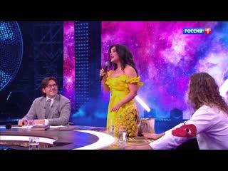 Вечер сюрпризов для Наташи Королевой. Привет, Андрей! Шоу Андрея Малахова .