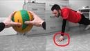 Как укрепить пальцы волейболисту Верхняя передача в волейболе How to strengthen fingers