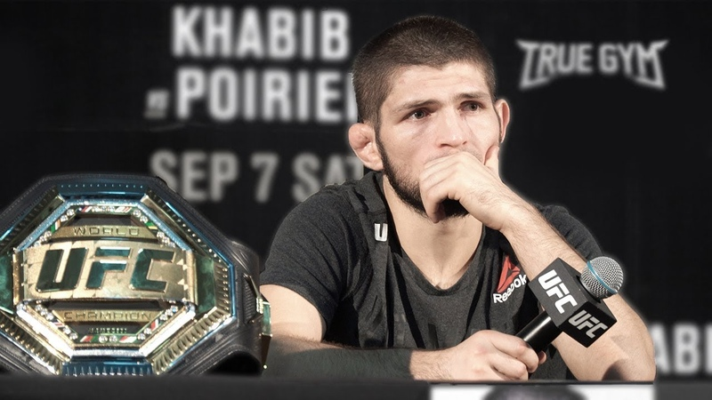 Я заслужил называться лучшим бойцом Хабиб после боя против Порье на UFC 242