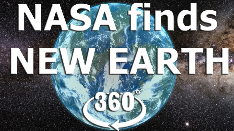 VR 360 Video Nasa Finds New Earth Size Habitable Zone Planet Hidden in Early NASA Kepler Data