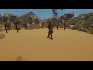 Someone made Red Dead Online in Dreams
