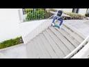 Almost Skateboards x Skateistan Sky Brown 12 Stair Battle