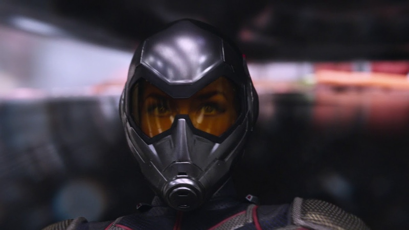 «Человек-муравей и Оса» (Ant-Man and the Wasp) - Wings And Blasters