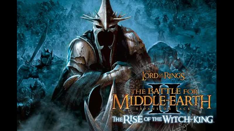 The Lord of the Rings The Battle for Middle earth II The Rise of the Witch King 3