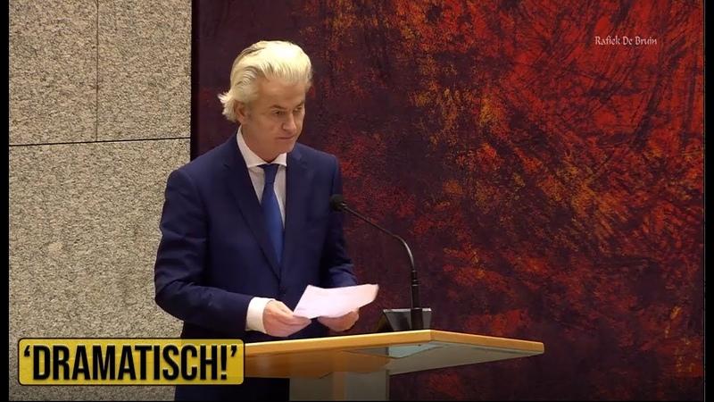 27 Wilders PVV 'Code zwart kan er aankomen ' Politiek YouTube