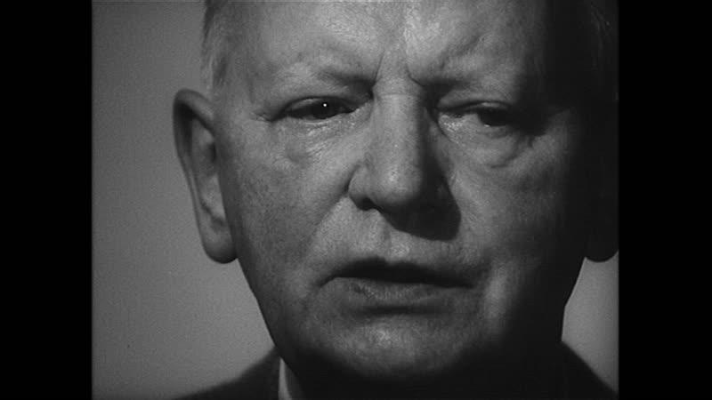 Carl Th Dreyer 1966 documentary by Jørgen Roos
