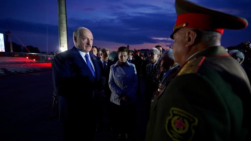 Лукашенко катастрофы никакой но мы должны защитить то что имеем
